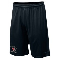 Lincoln Youth Football 23: Adult-Size - Nike Team Fly Athletic Shorts - Black